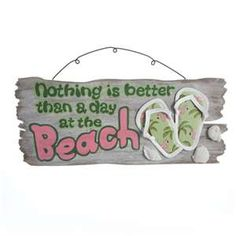 Nothing is better than a day at the beach! Ocean Beach, Beach Bum, Tropical Christmas Ornaments, Beach Signs Wooden, Beachy Signs, Beach Quotes, Beach Sayings, Ocean Sounds, I Love The Beach
