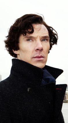 Sherlock needed its own board and I want this to be the cover :)