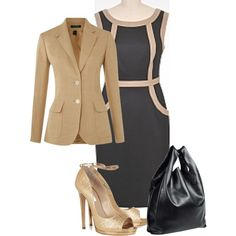 """""""Job interview in style"""""""