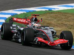 Kimi Raikkonen - Hockenheim '06 - 18