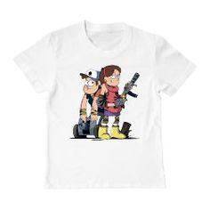 Детские футболки Гравити Фолз - купить с оплатой при получении