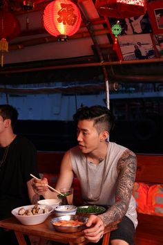 Jay Park - #calvinkleinlive from Hong Kong