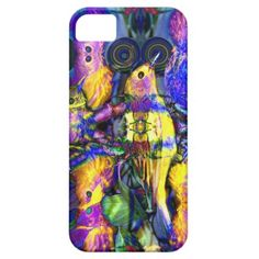 Nature Reflections II - Violet & Gold Birds iPhone 5 Covers