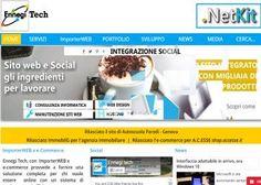 ENNEGI TECH di Novello Giorgio | Agenzia per il Web.