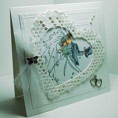 Eileen's Crafty Zone: Wedding cards