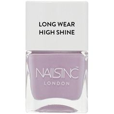 Nails Inc Nails Inc Long Wear Cambridge Grove Nail Polish (188.775 IDR) ❤ liked on Polyvore featuring beauty products, nail care, nail polish, shiny nail polish, nails inc. and nails inc nail polish