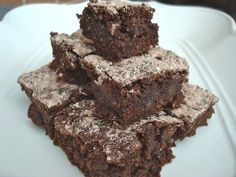Carob Date Bars: Carob powder, almond flour, and dates are spotlighted in these wholesome cinnamon sugar dusted bars.