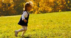 This one is for the parents: The science of why toddlers look silly when they run!