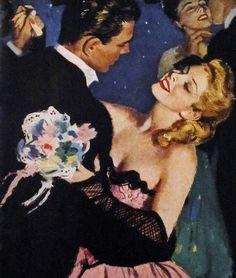 Las parejas de baile - Roger Wilkerson