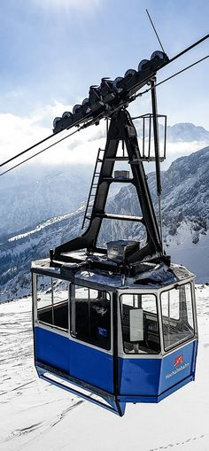 Let your next ski holiday take you to Garmisch - Partenkirchen and go skiing on some of the best slopes in Germany - just as they did in the Olympic Games! Go Skiing, Ski Holidays, Ski Lift, Olympic Games, Olympics, Germany, Europe, Zugspitze, Ski Trips