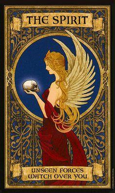 Oraculo Madame Endora: El Espiritu - La magia del Tarot