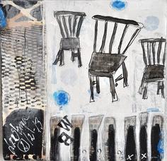 Collage - Betina Wessberg