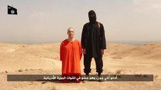 بالفيديو.. داعش يذبح صحافياً أميركياً في سوريا