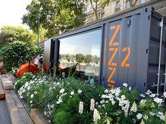 Les nouvelles berges de Seine/Solférino/ les Zzz | Rue du Séjour, pour les passionnés de voyages