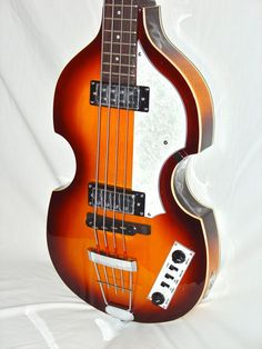 Hofner Ignition Violin Bass - Sunburst - Indian Creek Guitars