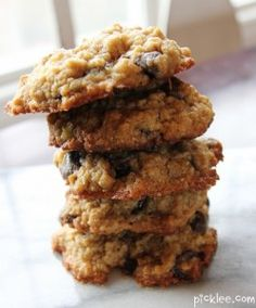 Deep Dark Chocolate Cookies-No butter & Flourless | Picklee