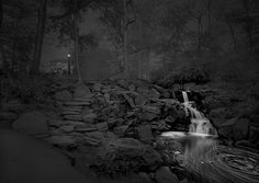 10+ Haunting Photos Of Central Park At Night, Taken By Photographer Suffering From Terrible Insomnia - Part 2