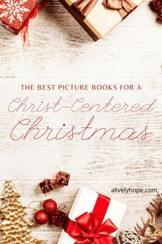 The Best Picture Books for Christmas   how we homeschool at Christmastime