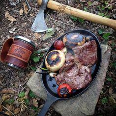 Bushcraft Turkey — Cooking is always fun… #food #instafood ...
