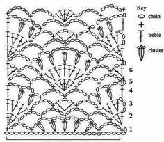 World crochet: Pattern 41