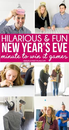 50 super Ideas family party games group activities new years eve – game Party Games Group, Holiday Party Games, Adult Party Games, Birthday Party Games, Adult Games, Nye Party, Christmas Games, Sleepover Games, Holiday Parties