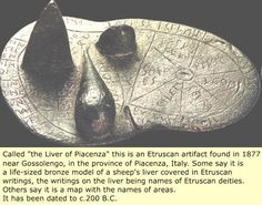 Etruria: The Black Etruscans, Malta and the Phoenicians