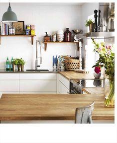 Katalog Kök/2018-1 Kitchen Cabinets, Table, Furniture, Home Decor, Decoration Home, Room Decor, Cabinets, Tables, Home Furnishings