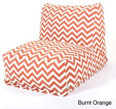 Indoor/Outdoor Zig Zag Bean Bag Chair Lounger contemporary-kids-chairs