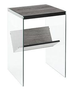 Convenience Concepts Soho End Table, Weathered Gray Conve... https://www.amazon.com/dp/B01GVP5ITA/ref=cm_sw_r_pi_dp_x_4fxZyb4H3VT4A