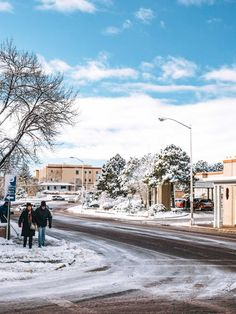 Warm Up in the Southwest: Why You Should Visit Santa Fe in the Winter Sante Fe New Mexico, Visit Santa, Canyon Road, New Mexican, Fes, Santa Fe, Installation Art, Unique Art, Places To Visit