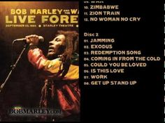 The Marley family talks about Live Forever.