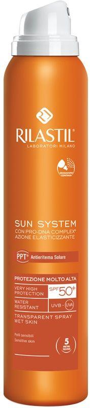 #Rilastil Sun System Spray Transparent SPF 50 - Farmacia Dott.ssa Alessandra Bianchi