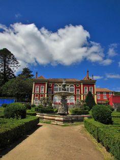 Palácio dos Marqueses de Fronteira - Lisboa, Portugal Mansions, House Styles, Home, Lisbon Portugal, Mansion Houses, Manor Houses, House, Villas, Ad Home