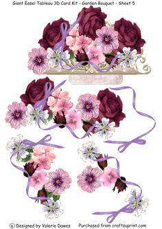 >> garden bouquet kit