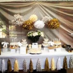 Pin by Tara Hall on 50 th wedding anniversary party ideas | Pinterest
