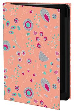 "Keka: Designer iPad Cases – ""Summer Flowers"" by Rebecca Stoner"