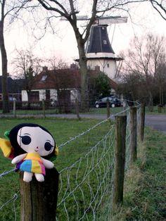 Un atardecer en Holanda. #Groningen #Artesanías #México #MaríasINC #Viaje #kawaii #holland