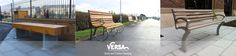 Versa's high quality #Steel  and #Timber  seats combine natural appearance with robust construction. These #Seats  are manufactured in extremely durable hardwood, which helps resist vandalism.  Versa have a range of hardwood which is available to choose from, such as; oak, iroko, teat, balau, cumura, and opepe  Find the range here: http://versauk.co.uk/Seating/Timber-&-Steel.html