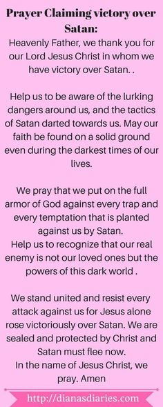 There is power in the name of Jesus Christ, and in that power let us stand united and resist this devil who think he got us trapped. We are overcomers in Christ Jesus and God has a hedge of protection around us and our loved one. AMEN