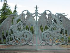 Dragon Gate at Troll Haven
