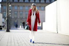 """Street style"" Paris, Fashion Week haute couture 2016"