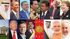 La firma de comunicaciones Burson Marsteller elaborósu estudio anual 'Twiplomacy'para medir a los líderes mundiales más influyentes en las redes sociales. El listado volvió a ser liderado
