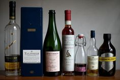 The Hunger's Christmas Drinks Cabinet