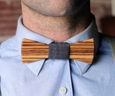 Unique wooden bow ties from Two Guys Bow Ties are the perfect way to stand out in a crowd. Rocking a wooden bow tie is for those fashion forward people Bow Image, Dress Shirt And Tie, Dress Shirts, Traditional Bow, Wooden Bow Tie, 3d Prints, Sharp Dressed Man, Picture Design, Dapper