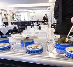 #magazine #caviar #petrossian #restaurant #sortir