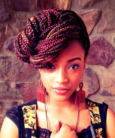 Cool African American Hairstyle Trends For Women   #hairstyles #AfricanAmericanHairstyle #hairtrends