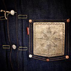 SHITDENIM - bandannawanderings:   Silver and Denim