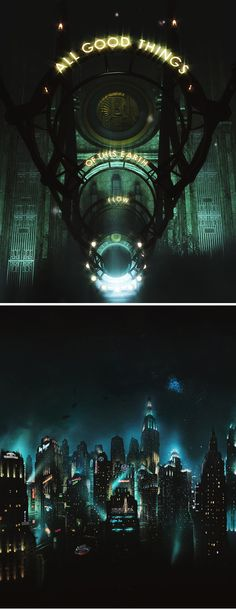 This images show worlds that once seemingly have been very wealthy, but now are abandoned. The lost use of the place also contributes to this theme.