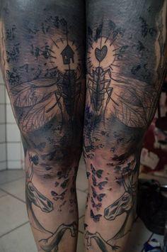 scratchers paradise tattoo berlin