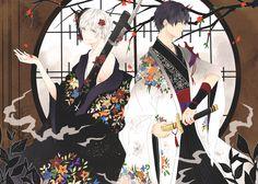 Owari no Seraph - Shinya Hīragi and Guren Ichinose